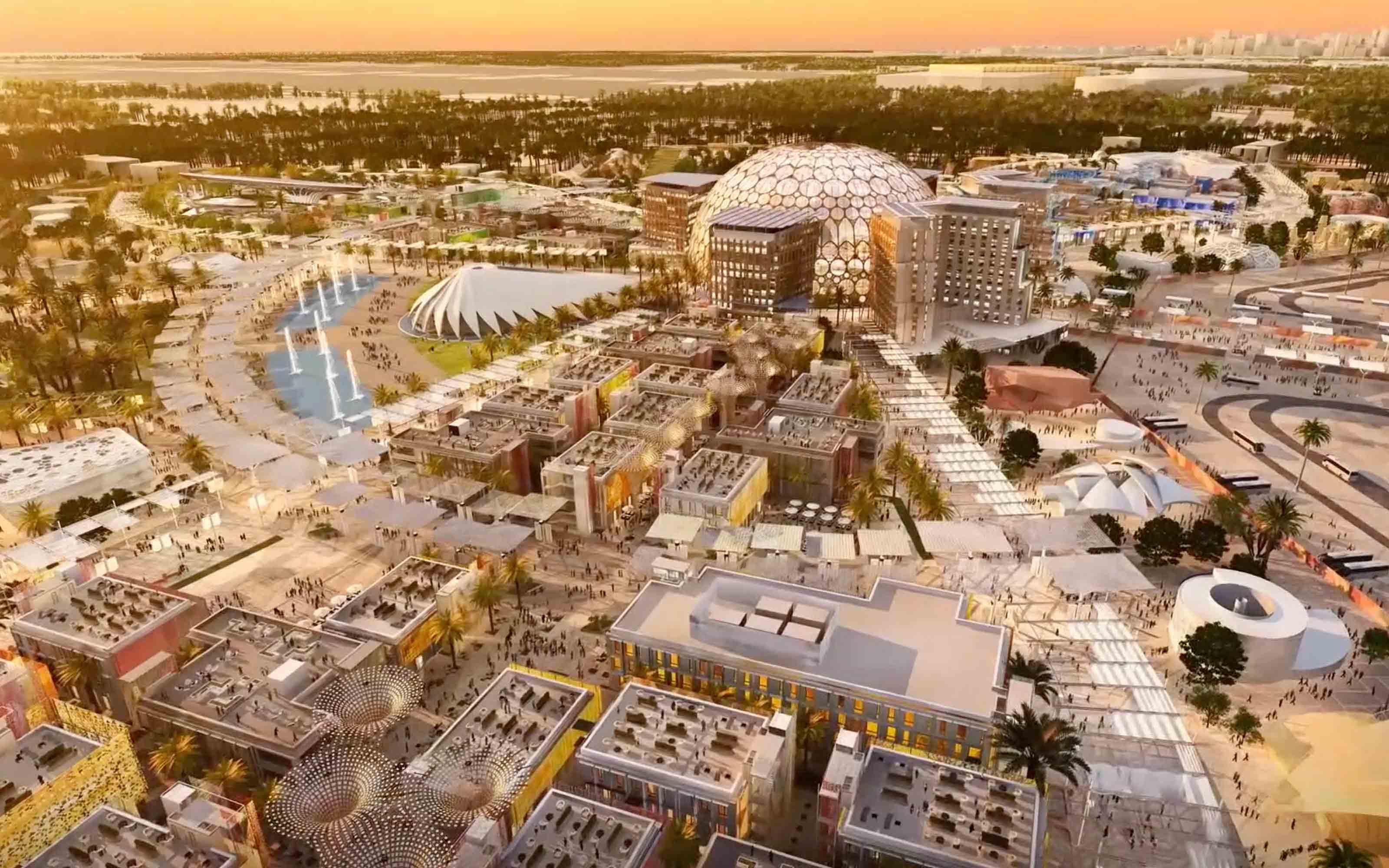 Dyandra Group Dukung Penyelenggaraan  Expo 2020 Dubai